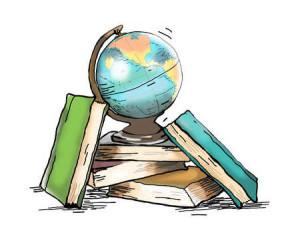 i miei libri nel mondo